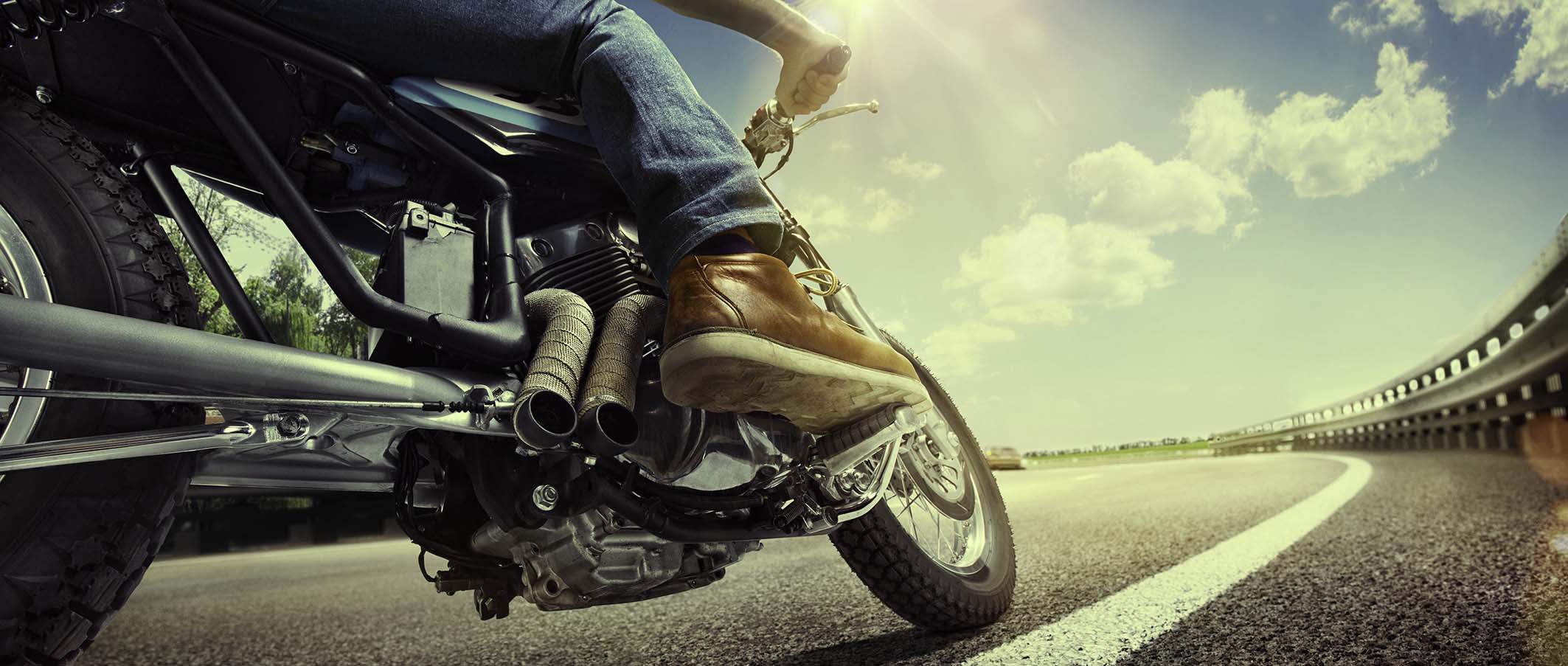 NH Motorcycle insurance