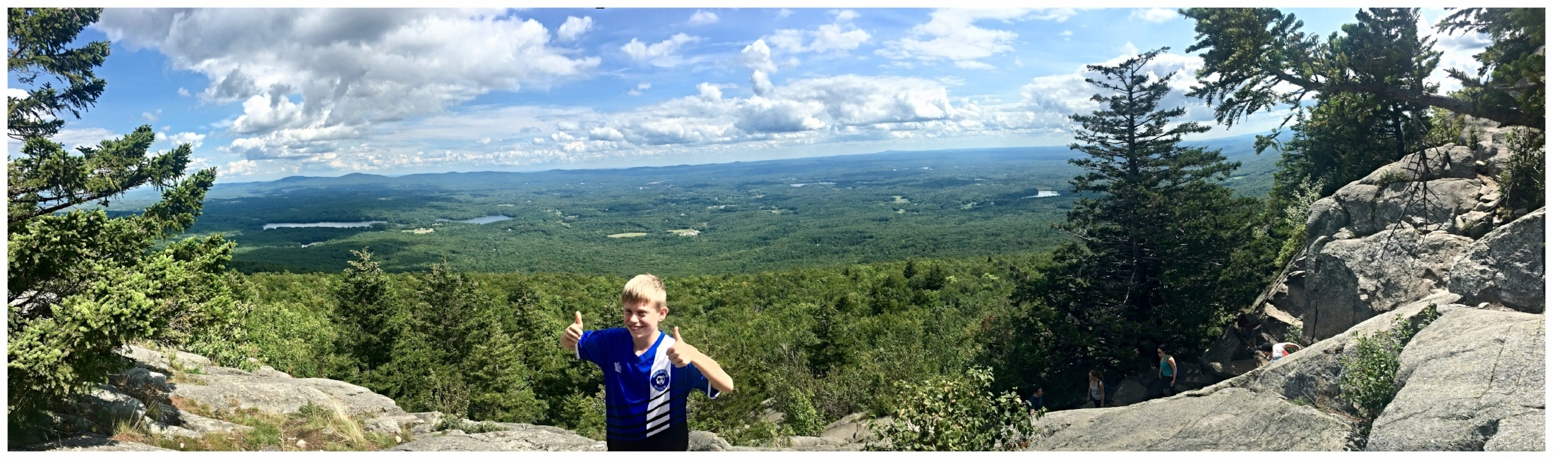 Hiking in Southern NH