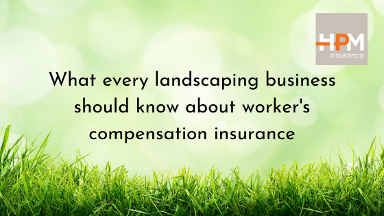 Work Comp issues for NH Landscapers