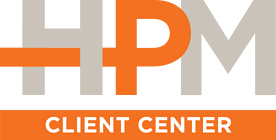 HPM Client Center Logo