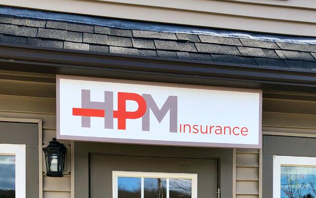 HPM Bristol sign
