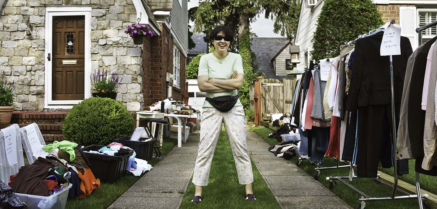 How to Have a Safe & Profitable Yard Sale